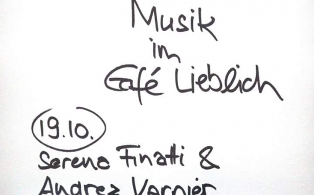 Serena Finatti German Tour Fall 2015