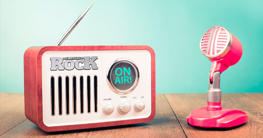 Keysound e ClassicRock on Air
